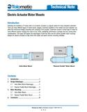 Motor mounting Technical Note-1