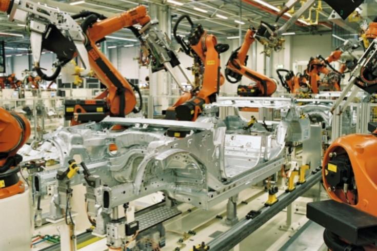 electric actuators aid Automotive welding robots